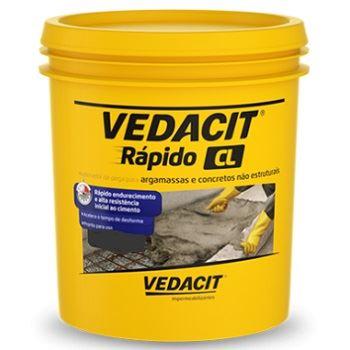 Impermeabilizante Rápido CL 3,6kg - Ref. 121585 - VEDACIT